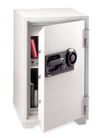 Commercial Fire Safe, 3 cu ft, Light Gray