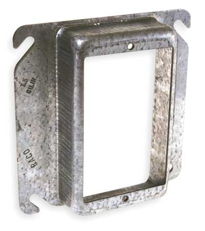 Plaster Ring, 4 X 4 In