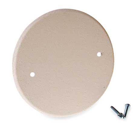 Closure Plate, Round