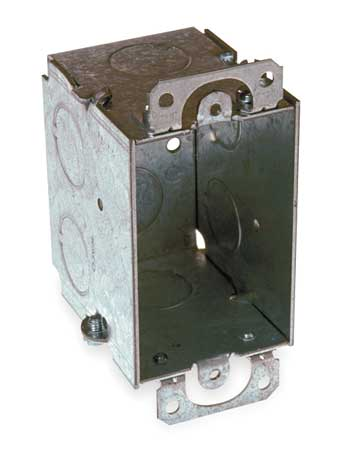 Electrical Box, Switch, 3x2x2-3/4 in.