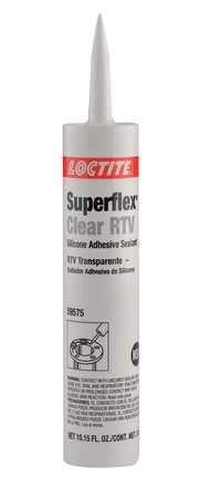 RTV Silicone Sealant, 300mL Cartridge