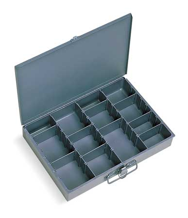 Compartment Box, 9-1/4 In D, 13-3/8 In W