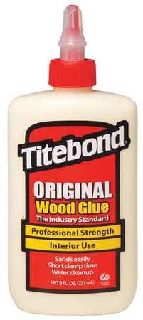 Wood Glue, Original, 8 Oz, Ylw