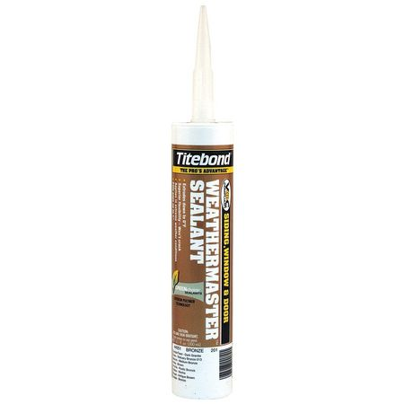 Sealant, 10.1 oz, Bronze
