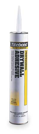 Adhesive, Professional Drywall, 28 Oz, Tan
