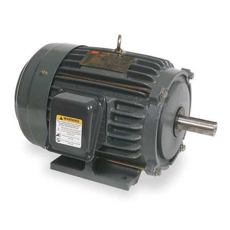 Mtr, 3 Ph, 20 HP, 3535, 208-230/460, Eff 91.0