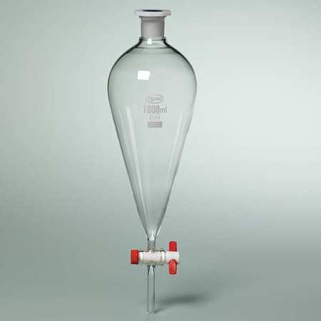 Separatory Funnel, 1000 mL