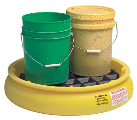 Pail Spill Containment Pallet