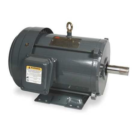 Mtr, 3 Ph, 7.5hp, 1770, 208-230/460, Eff 89.5