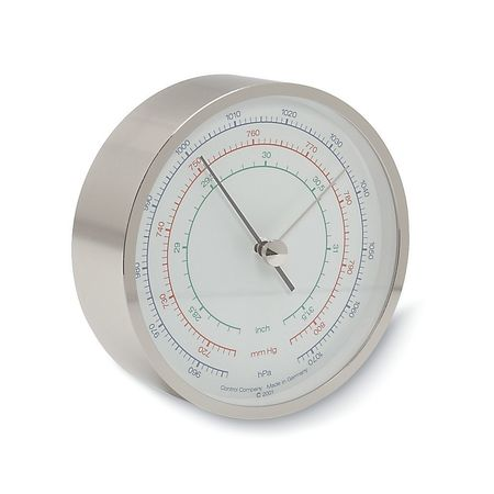 Precision Barometer
