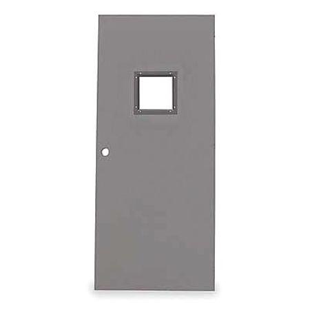 Vision Light Steel Door 84x30 In