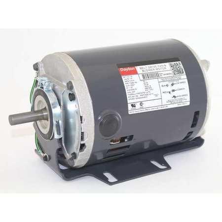 Motor, 1/3,  1/9 HP, 1725/1140 RPM, 115 V