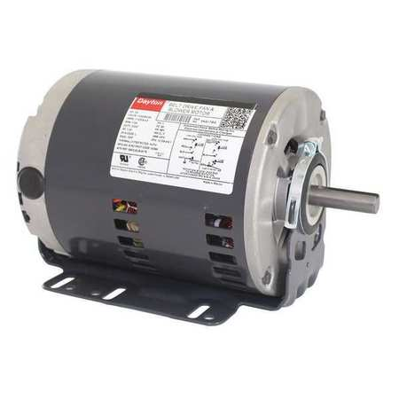 Split-Phase Belt Drive 1/4 HP Fan/Blower Motors