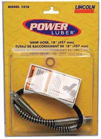 Hose Extension, PowerLuber,  18 In