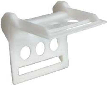 Corner Protector, Plastic, For Tie Down
