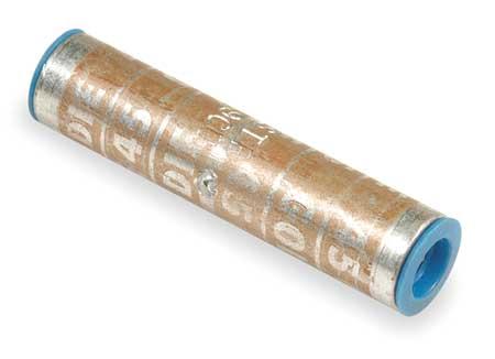 Long-Barrel Splice, 2.38 in. L, Gold