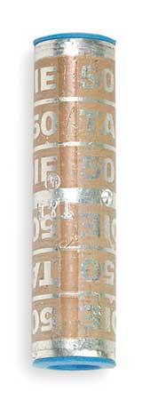 Long-Barrel Splice, 2.38 in. L, Tan