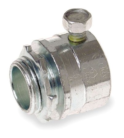 Connector, Setscrew, 1 In