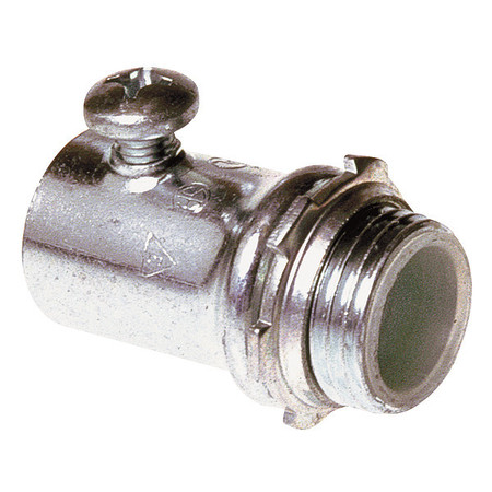 Connector, Setscrew, Insulated, 3/4 In