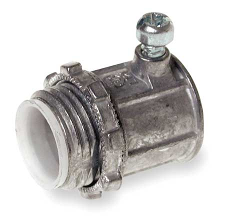 Connector, Setscrew, Insulated, 1/2 In