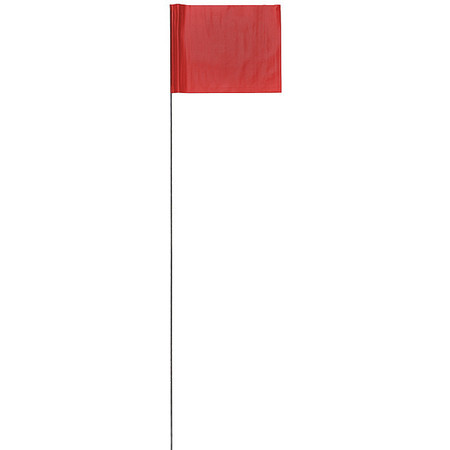 """Flag,  Marker,  21"""",  PVC"""