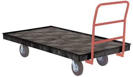 Fifth-Wheel-Steer Trailers, 2000 lb.
