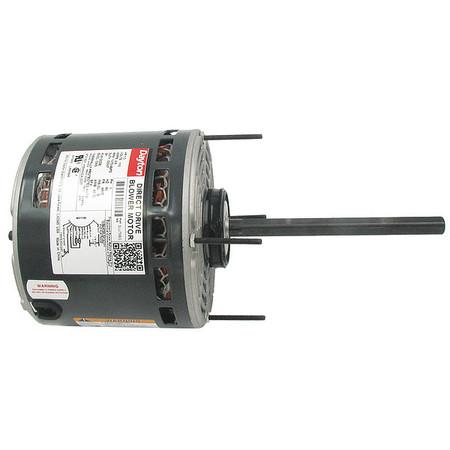 DD Blower Motor, PSC, 1/3 HP, 1075, 115, 48YZ