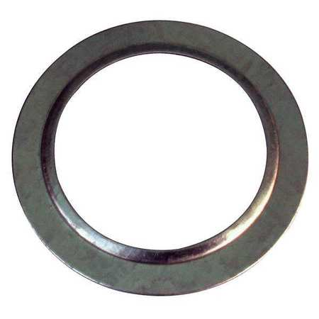 Washer, Reducing, Zinc Plated Steel, 3 In