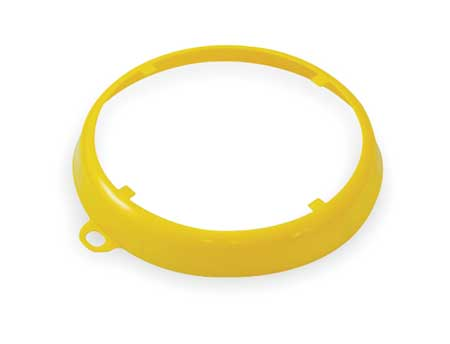 Color Code Drum Ring, Gloss Finish, Yellow