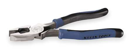 Linemans Pliers, 9-1/2 In, Erg Handle