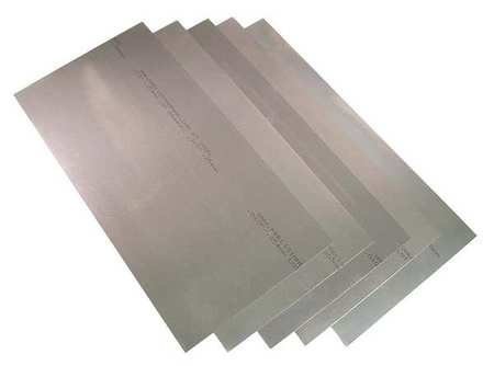 "Shim Stock Assortment 6"" x 12"",  Pk15"