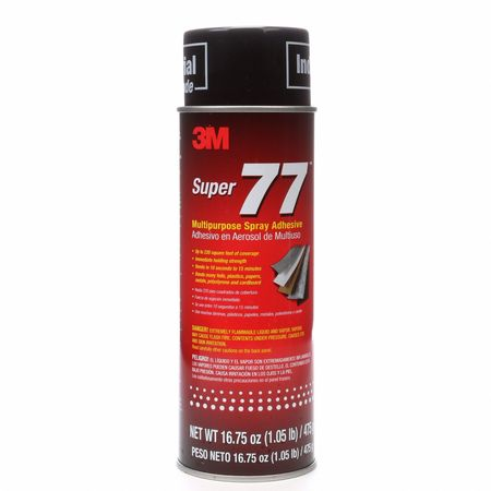 Adhesive, Spray, 16.75 Oz Can