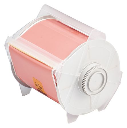 Tape, Pink, 100 ft. L, 4 In. W