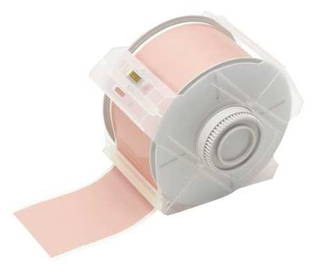 Tape, Pink, 100 ft. L, 2-1/4 In. W