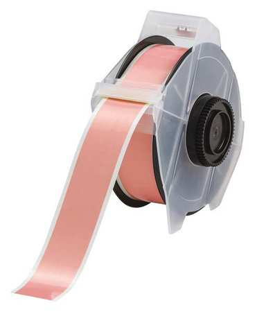 Tape, Pink, 100 ft. L, 1-1/8 In. W
