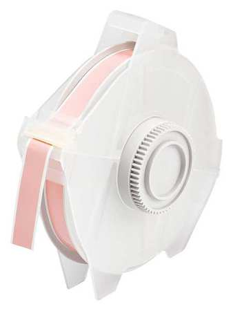 Tape, Pink, 100 ft. L, 1/2 In. W