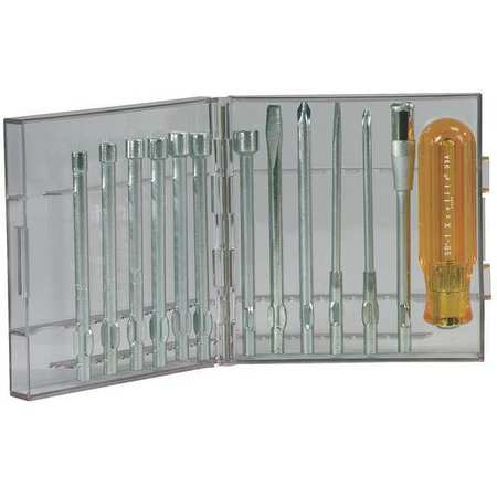 Precision Screwdriver Set, Combo, 13 pcs.