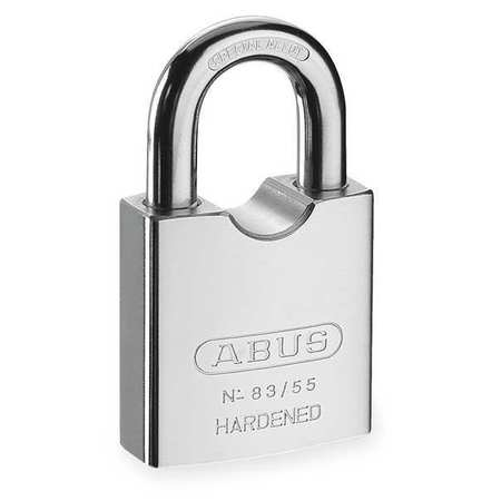 "Keyed Padlock, Different, 2-1/8""W"
