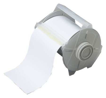 Tape, White, 25 ft. L, 4-1/4 In. W