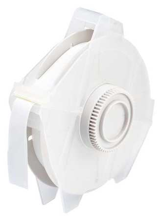 Tape, White, 100 ft. L, 1/2 In. W