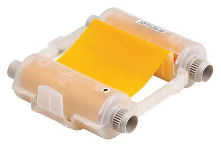 Ribbon Cartridge, Yellow, 200 ft. L
