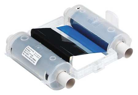 Ribbon Cartridge, Black/Blue