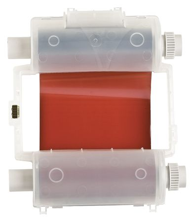 Ribbon Cartridge, Black/Red/Blue/Green