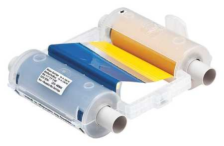 Ribbon Cartridge, Black/Red/Blue/Yellow