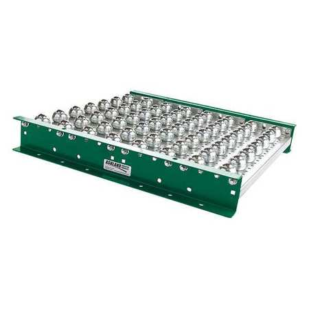 Ball Transfer Table, 48In L, 22BF