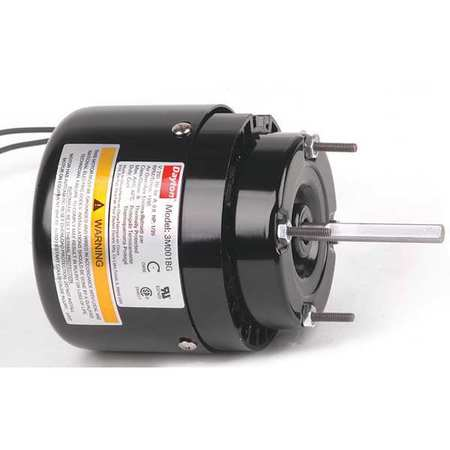 HVAC Motor, 1/20 HP, 1550 rpm, 230V, 3.3
