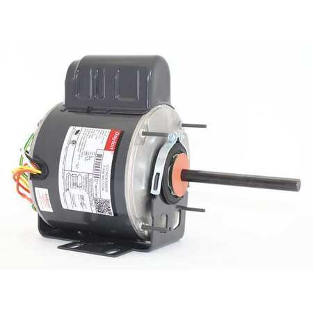 Condenser Fan Motor, 1/2 HP, 1075 rpm, 60Hz