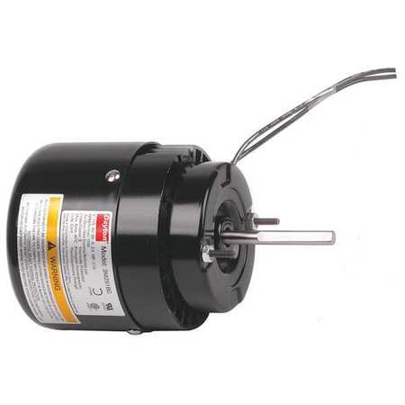 HVAC Motor, 1/15 HP, 1550 rpm, 115V, 3.3