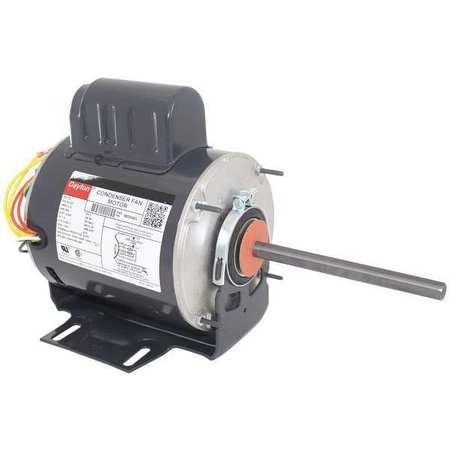 Condenser Fan Motor, 1/2 HP, 825 rpm, 60 Hz