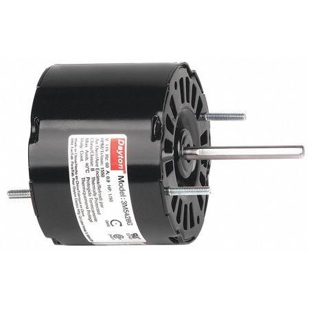 HVAC Motor, 1/50 HP, 1550 rpm, 115V, 3.3